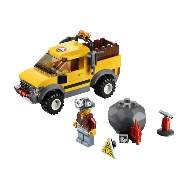 LEGO City Mining 4x4