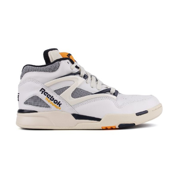 Pump Omni Lite Vintage Mens in chalk/Athletic Navy by Reebok
