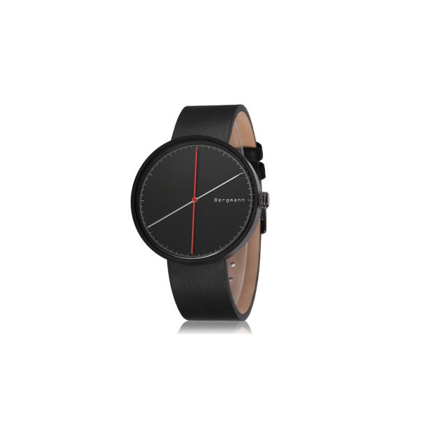 Bergmann Red Dot Award Unisex Casual Watch