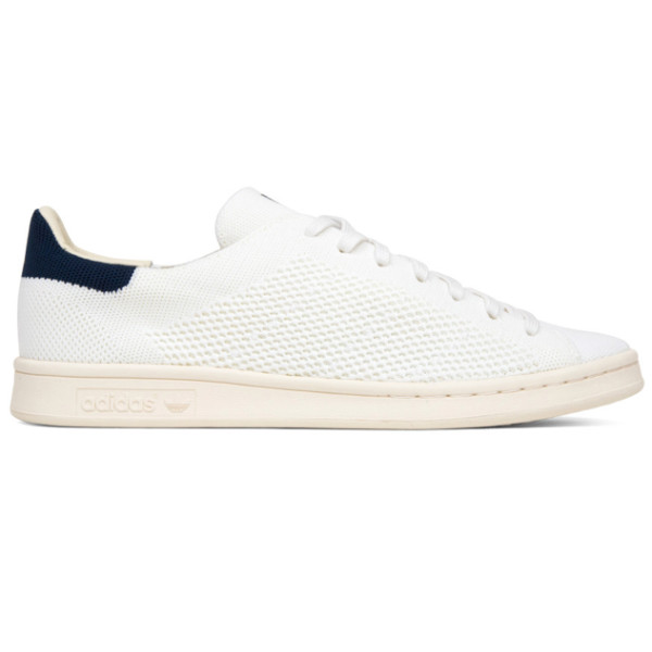Adidas Originals Stan Smith OG Primeknit, White/Navy