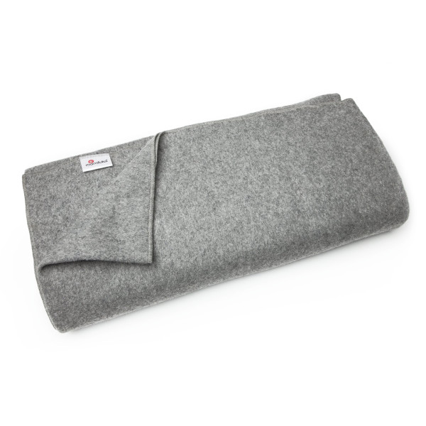 Manduka Recycled Wool Blanket, Shadow
