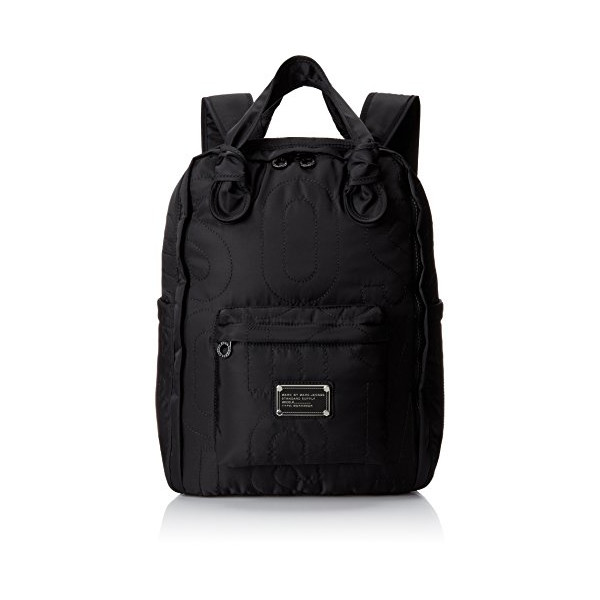 Marc by Marc Jacobs Pretty Nylon Knapsack  Backpack Black One Size