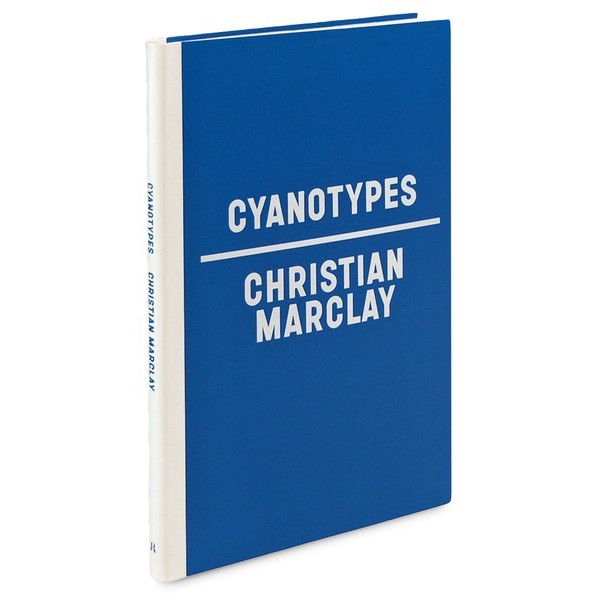 Christian Marclay: Cyanotypes