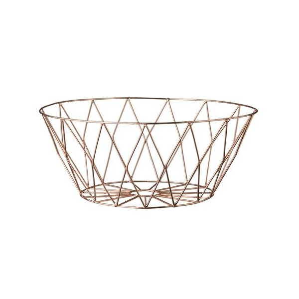 Breadbasket, Copper, by Bloomingville DK