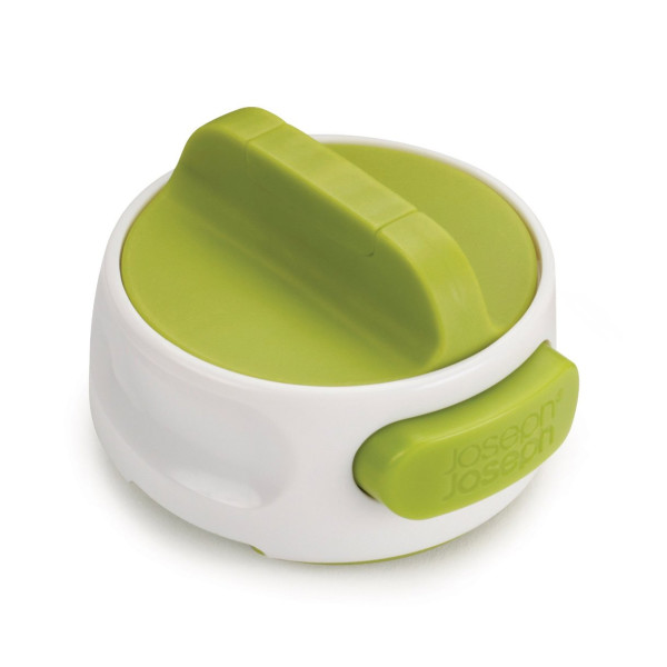 Joseph Joseph Can-Do Can Opener Easy Twist, Stainless Steel, Green