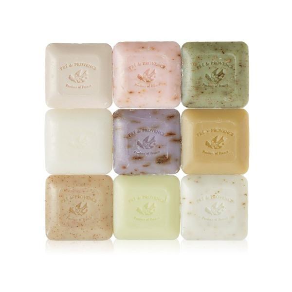 Pre De Provence Assorted Soap Giftset - 9 Piece