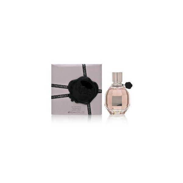 Viktor & Rolf Flowerbomb Perfume by Viktor & Rolf for Women, Eau De Parfum Spray - 1.7 oz / 50 ml