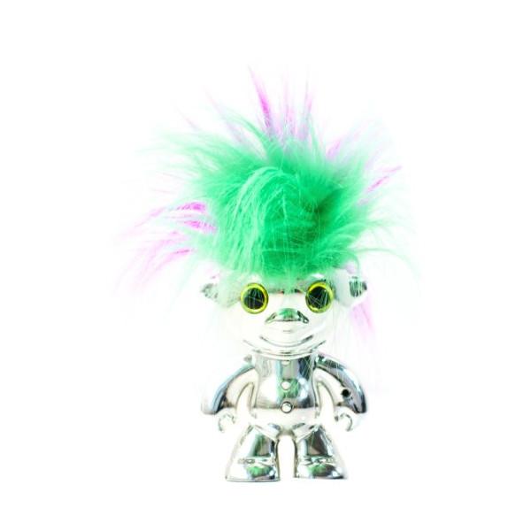 WowWee ElectroKidz Toy, Silver Gloss