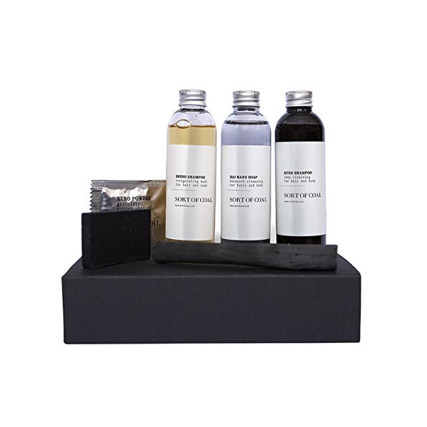 Sort of Coal - Activated Charcoal Purifying Kit