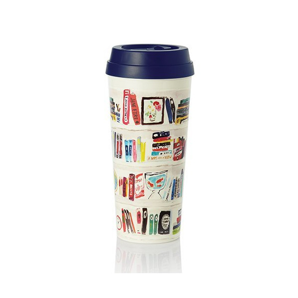 kate spade new york Thermal Mug - Bella Bookshelf