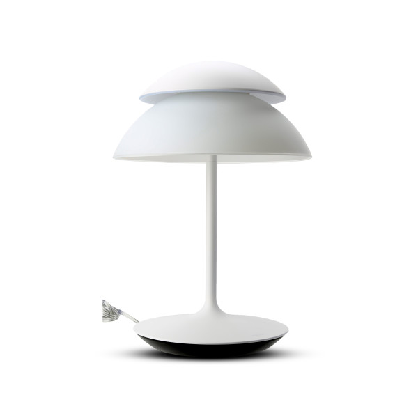 Philips Hue Beyond Table Lamp Single, White