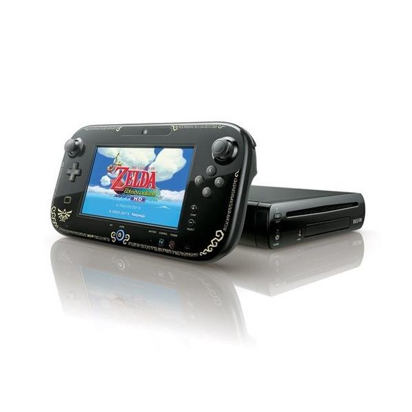 Nintendo Wii U - Limited Edition Legend of Zelda Windwaker HD Deluxe Bundle (32GB)