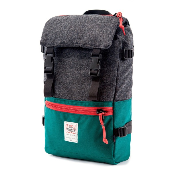 Woolrich TOPO Designs Rover Pack