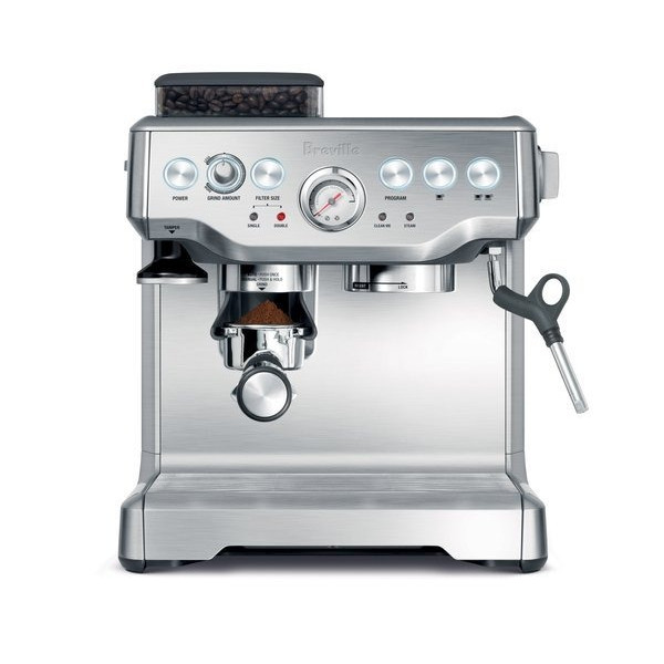 Breville Barista Express Espresso Machine with Grinder