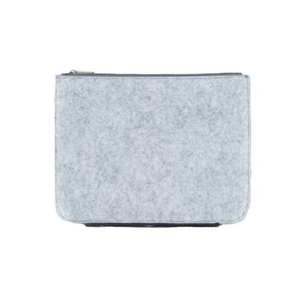 SoYoung Zip in Felt Pocket for Sydney Clutch