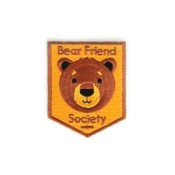 Patch, Bear Friend Society