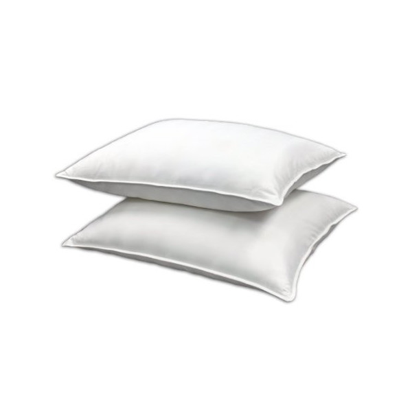 Blue Ridge Home Fashions, Inc 250 Thread Count Down Pillow, White