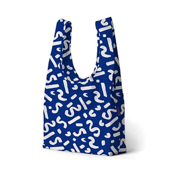 Baggu Medium Reusable Bag, Paint Blue