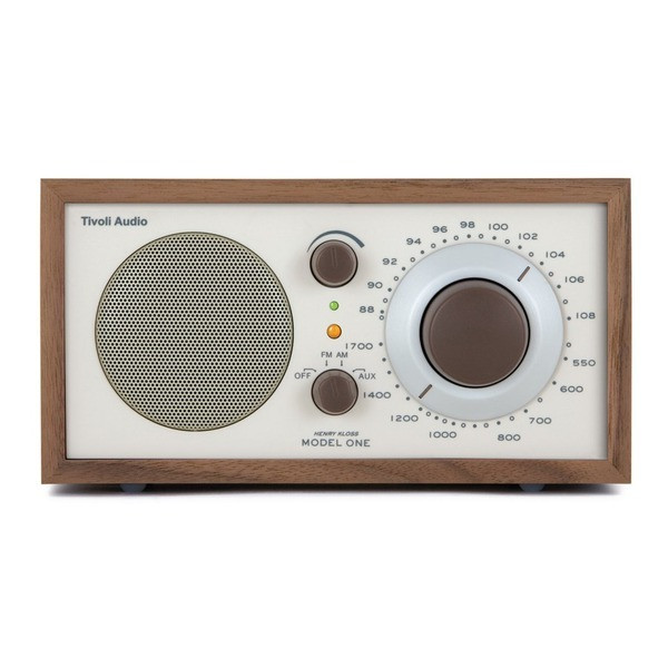 Tivoli Audio Model One AM / FM Table Radio, Classic / Walnut