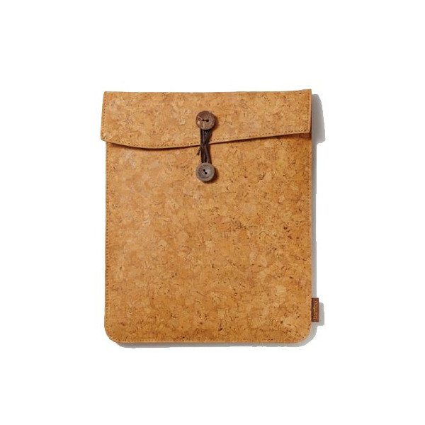 Bambu Ipad Cork Case
