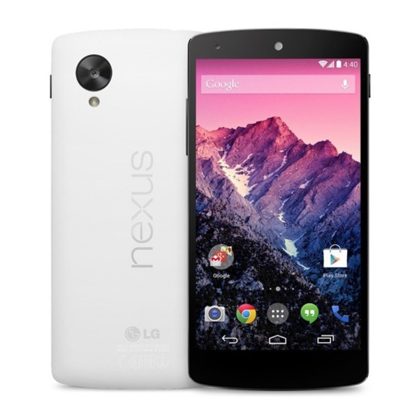 Google Nexus 5 Unlocked GSM Phone Android 4.4 KitKat, 32GB, White