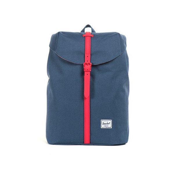 Herschel Supply Co. Post Weather Pack, Navy/Red
