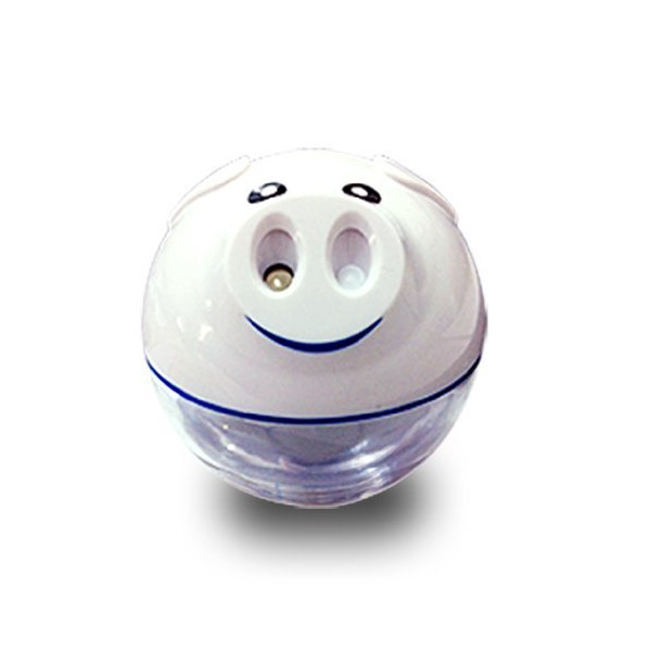 Better Tech IT-100 USB Charger Ultrasonic Pig Shaped Humidifier White