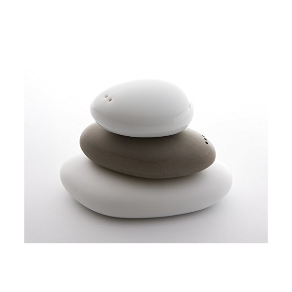 BALANCE - Salt & Pepper Shaker Set by Toast Living USA