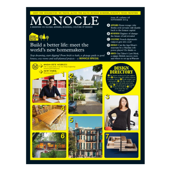 Monocle 1 Year Subscription