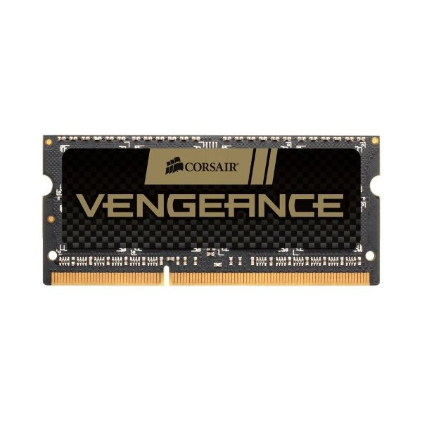 Corsair Vengeance Performance 8GB DDR3L 1600MHz PC3 12800 Laptop Memory Kit CMSX8GX3M2B1600C9