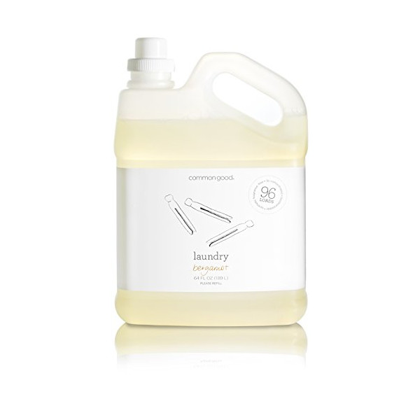 Common Good - Natural Laundry Detergent (Bergamot)