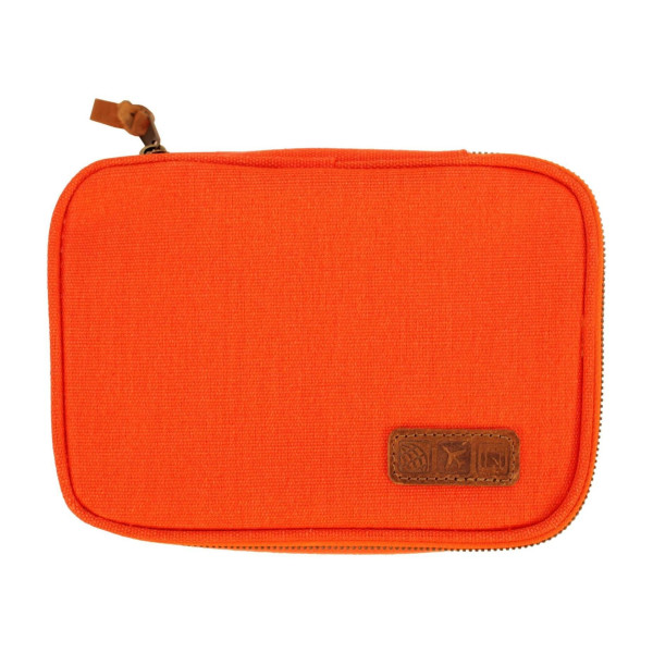 Flight 001 Aeronaut Mini Dopp, Orange