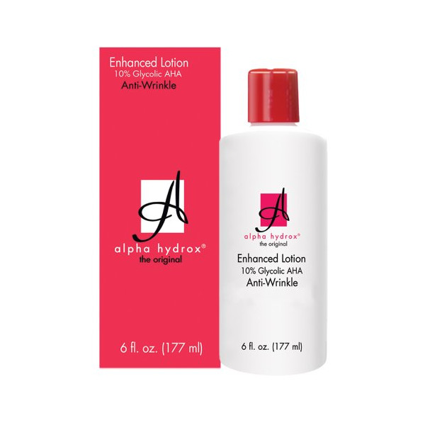 Alpha Hydrox AHA Enhanced Lotion - 6 fl oz