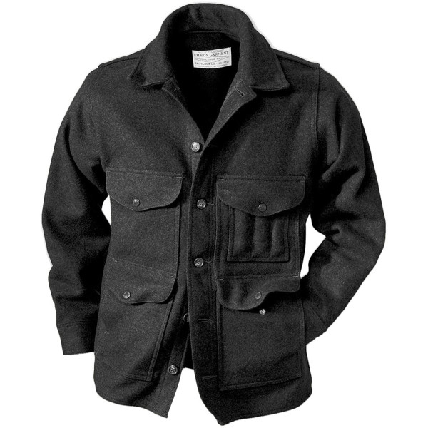 Filson Wool Mackinaw Cruiser, Guide Fit