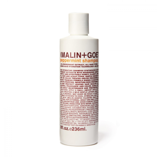 Malin + Goetz Peppermint Shampoo, 8 oz