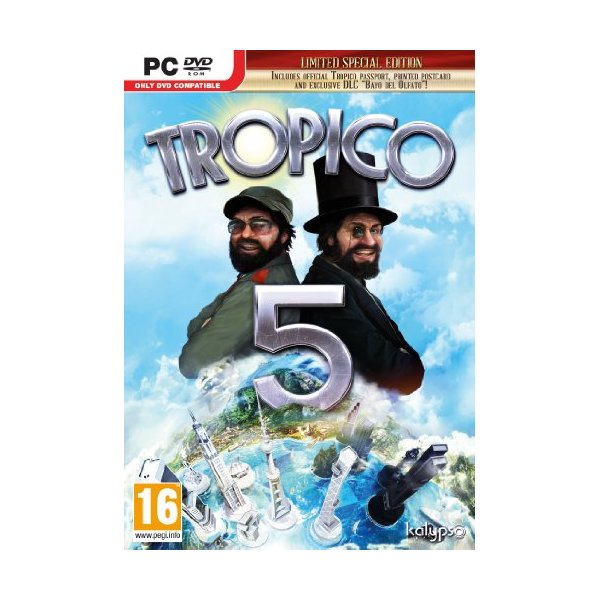 Tropico 5 (PC DVD)
