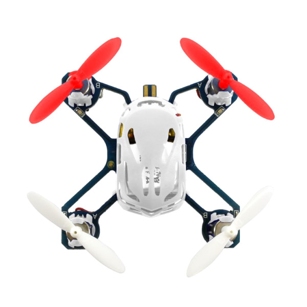 Hubsan Q4 H111 Nano Mini 4-Channel RC Quadcopter with 2.4Ghz Radio System