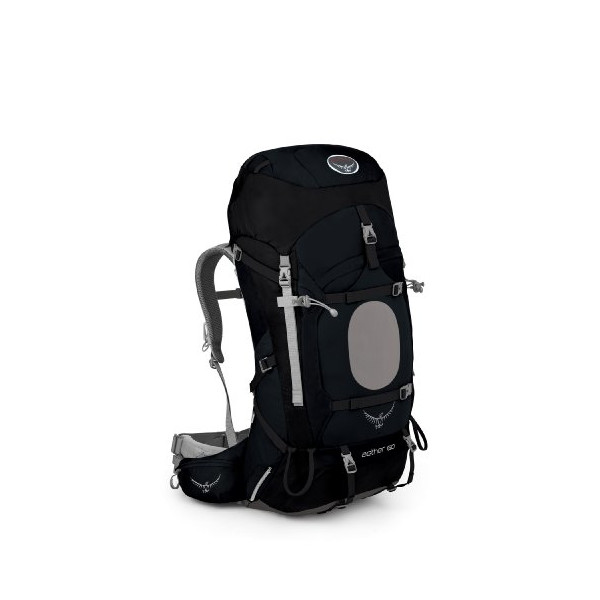 Osprey Men's Aether 60 Backpack, Midnight Blue, Medium