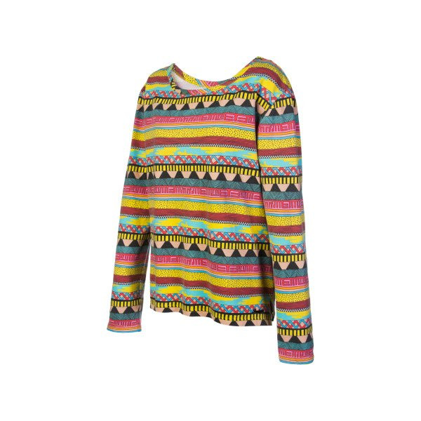 Insight Meta Stripe Crew Sweatshirt - Women's Multi