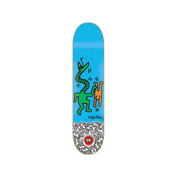 Alien Workshop Rieder Haring Skateboard Deck - 8.0