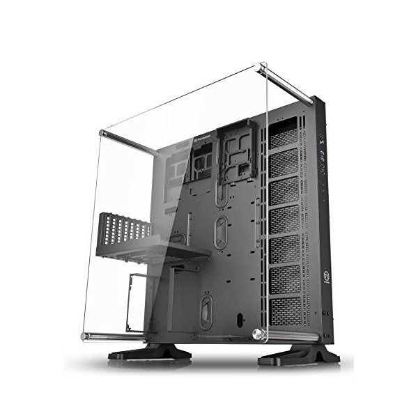 Thermaltake CORE P5 ATX Open Frame Mid Tower Wall Mount 180 Degree Liquid Cooling Gaming Computer Case CA-1E7-00M1WN-00
