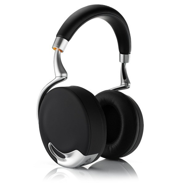 Parrot Zik Wireless Noise Cancelling Headphones with Touch Control, Black Gold
