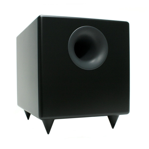 Audioengine S8 Black 8-inch Powered Subwoofer
