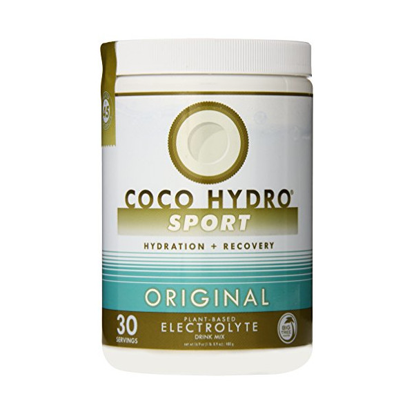 Coco Hydro Sport Drink Mix, Original, 16.9 Ounce