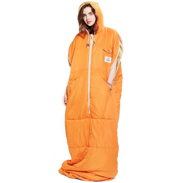 The Napsack by Polar, Orange