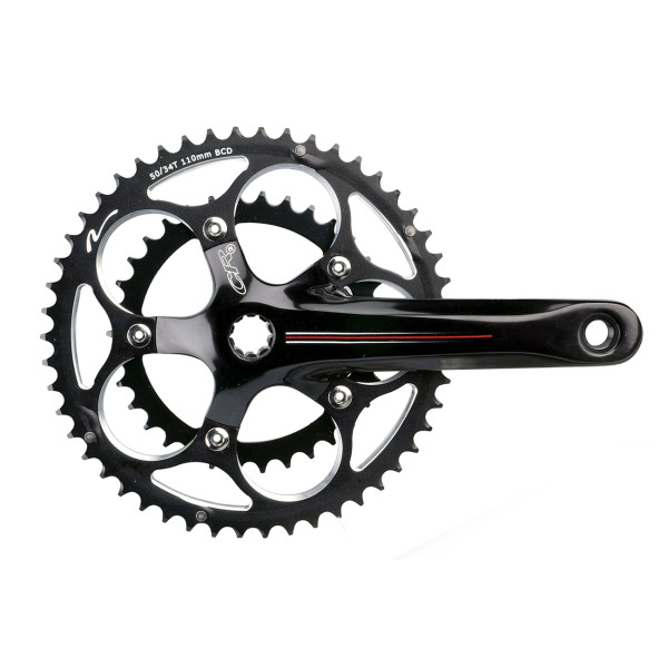 Nashbar CR2 Compact Road Bike Crankset