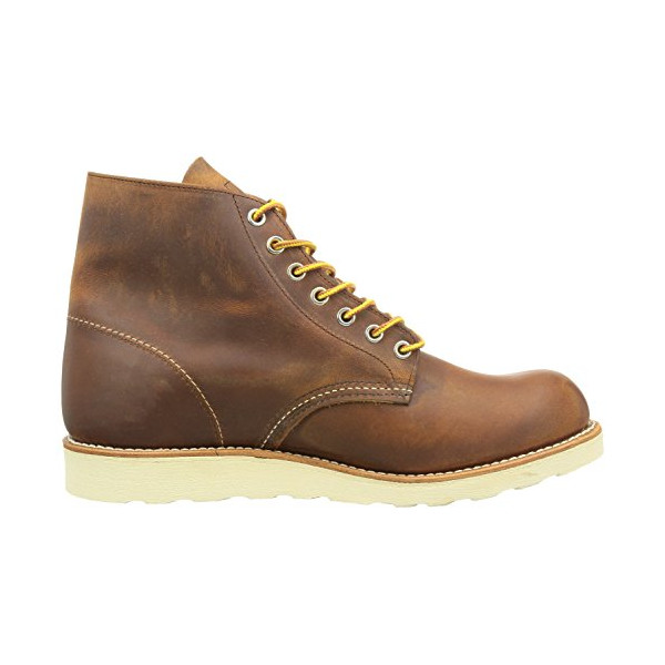 Red Wing Heritage Round Toe Boot