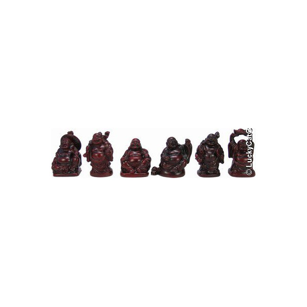 Set of Mini Buddhas