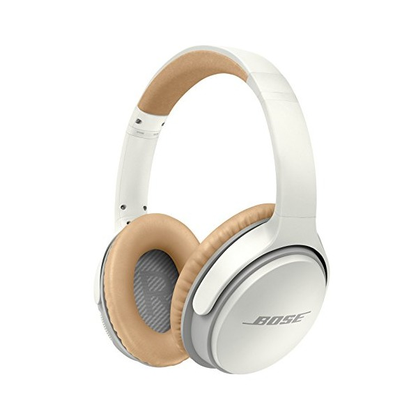 Bose SoundLink around-ear wireless headphones II- White