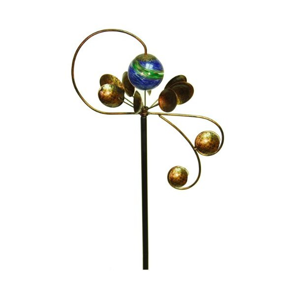 Echo Valley 4377 Illuminaire Anemometer Windvane, 11 by 15 by 53.75-Inch